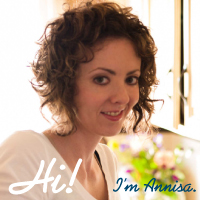 Hi! I'm Annisa.