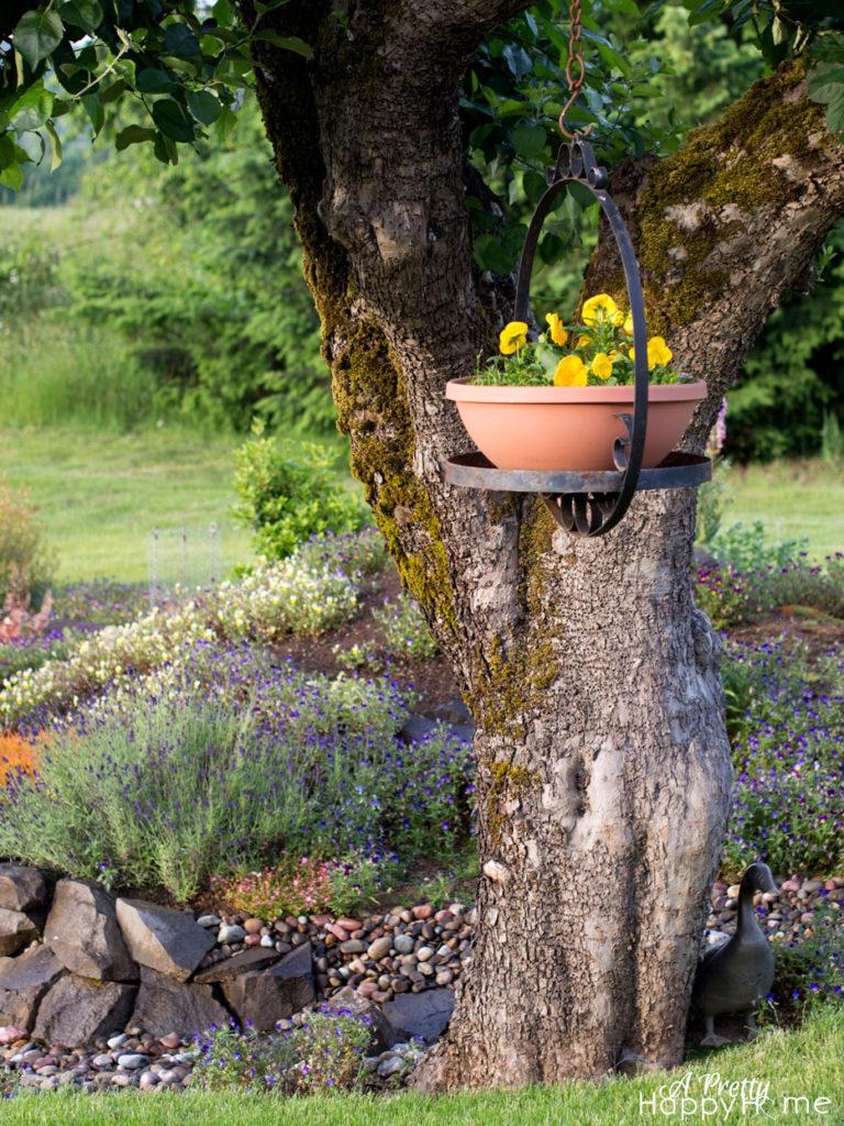 planter-in-tree