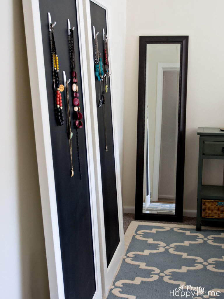 Using Old Doors For Jewelry Display A Pretty Happy Home
