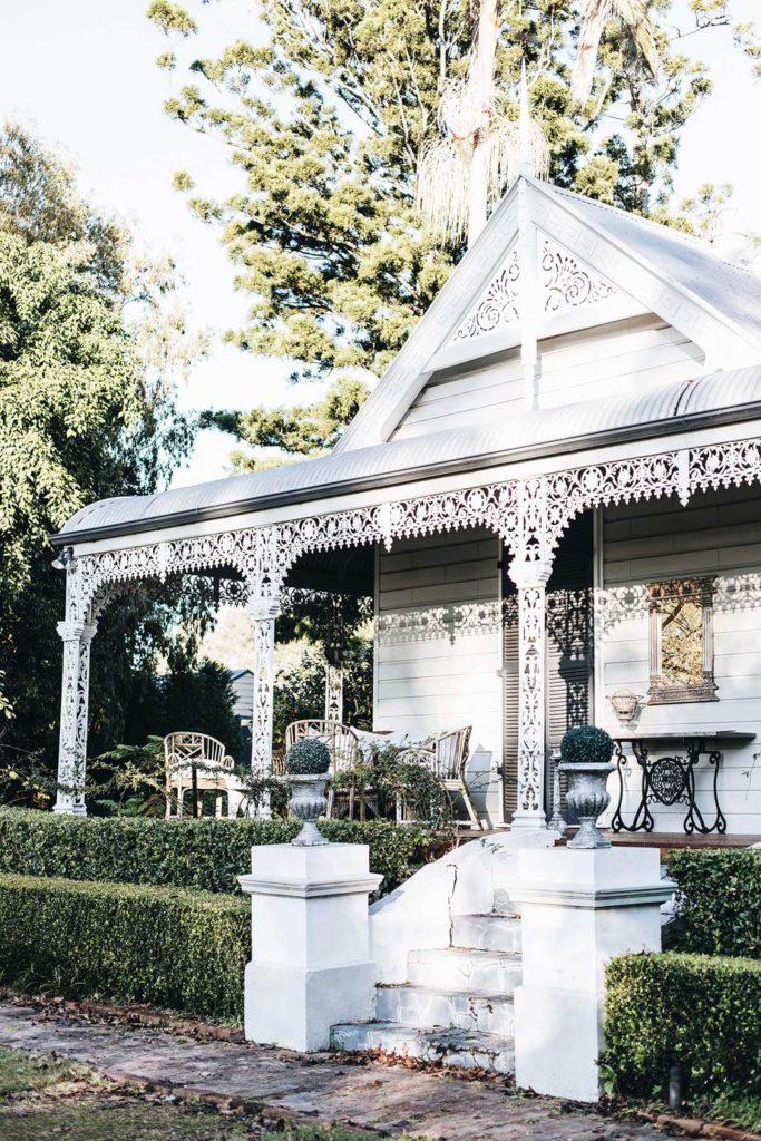The Villa Country House Retreat on the happy list via Homes to Love Australia