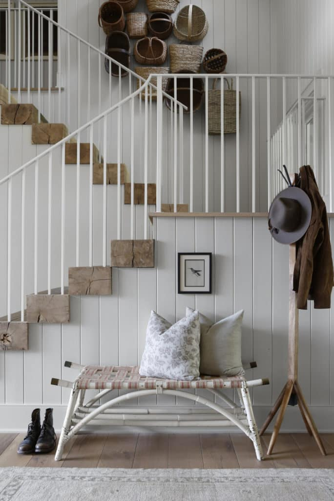 april tomlin interiors wood stairsteps on the happy list