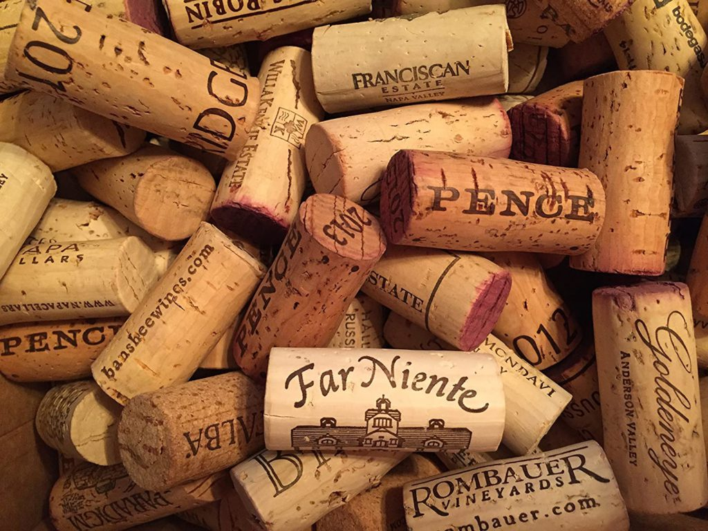 natural wine corks for sale on amazon by widgetco